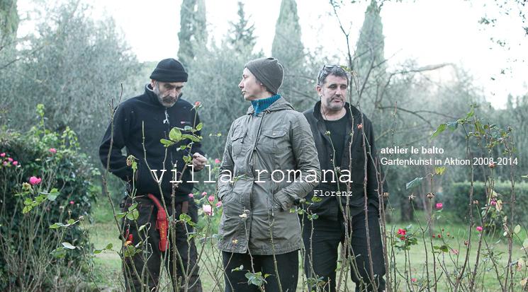 A la Villa Romana web