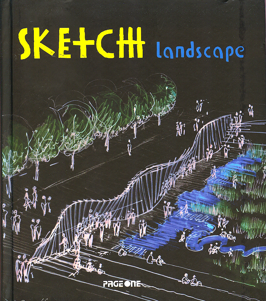 Sketch lanscape