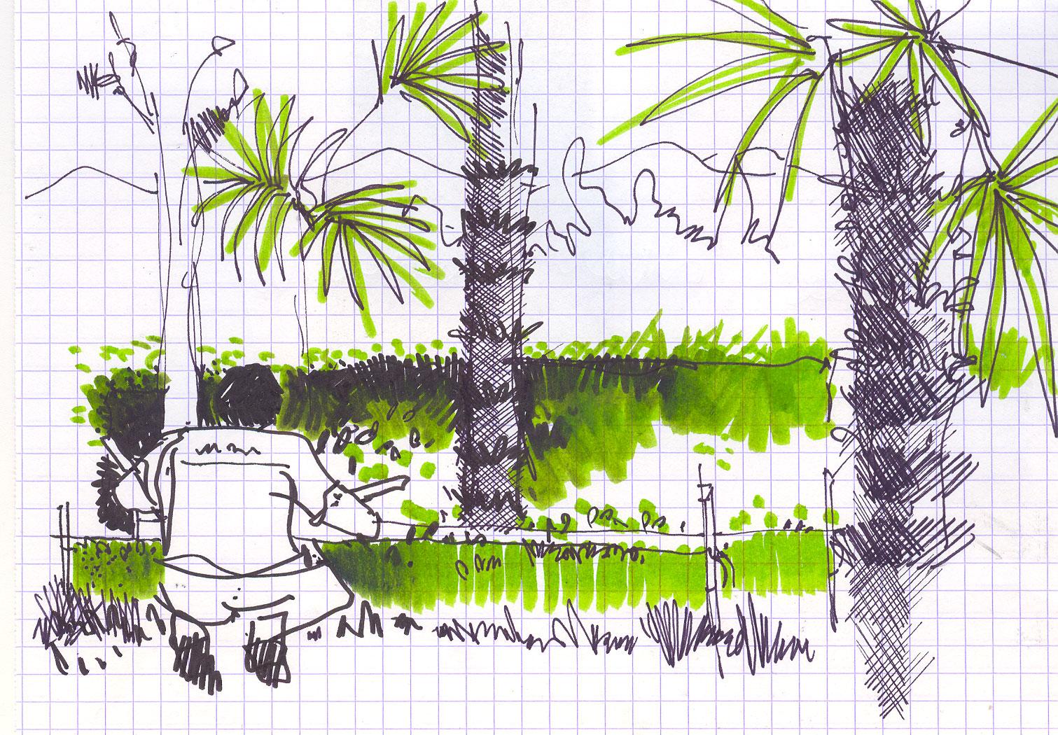 D co petit jardin potager carre saint denis 3638 saint denis de pile laccordeur saint - Petit jardin en pot saint denis ...