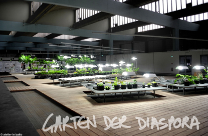 Garten der Diaspora © atelier le balto web